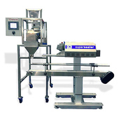 OK Supersealer SB20 Band Sealer with Weigh Scale