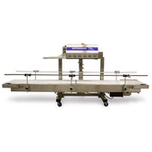 OK Supersealer SB20 Band Sealer with Large Heavy Duty Conveyor