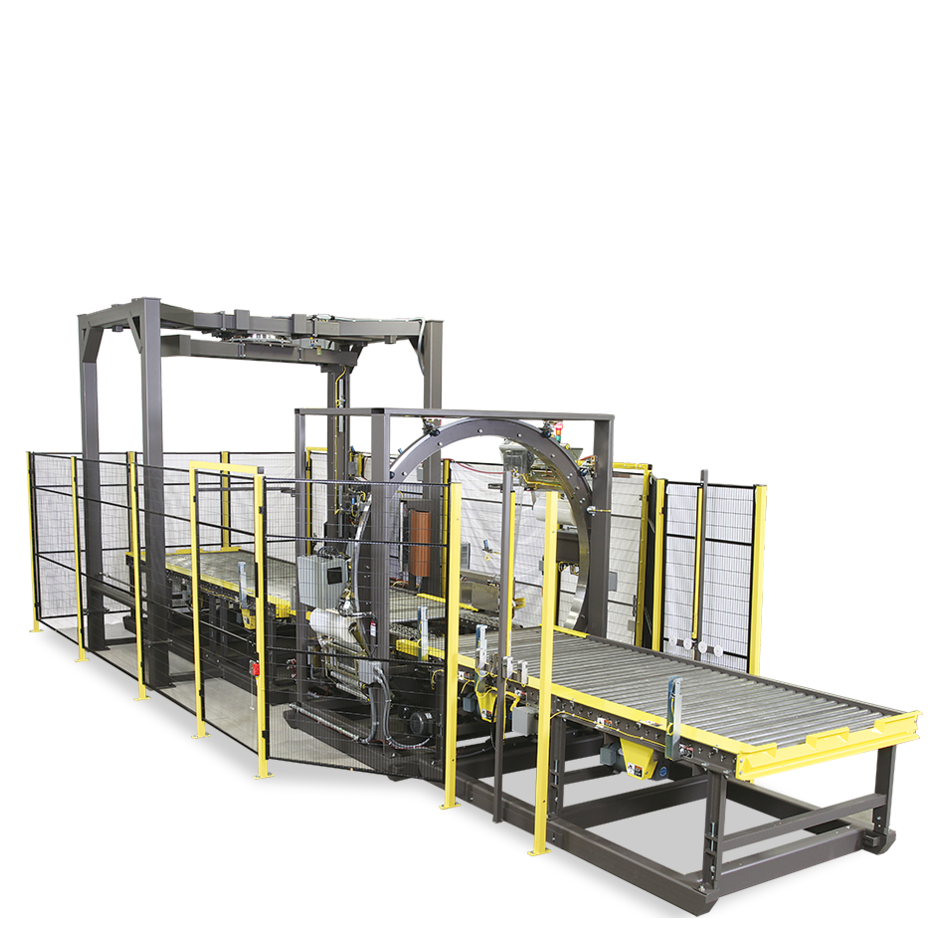 Stretch Wrap Equipment