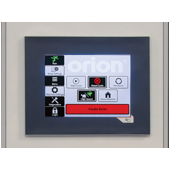Orion Flex HPS Semi-Automatic Turntable Stretch Wrapper Control Panel