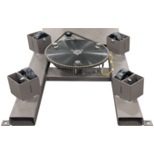 Orion Flex HPS Semi-Automatic Turntable Stretch Wrapper
