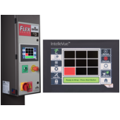Orion Flex RTD Semi-Automatic Rotary Arm Stretch Wrapper Control Panel