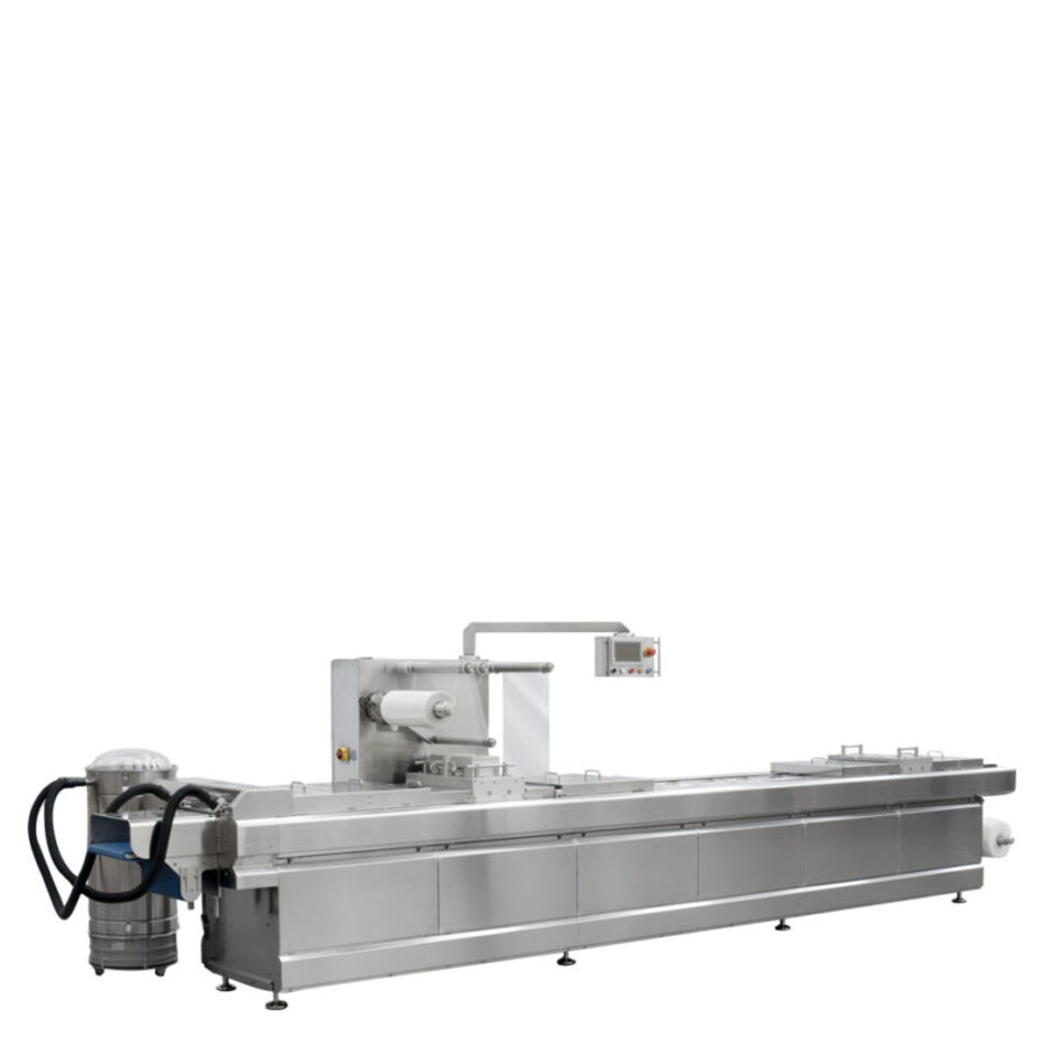 Ossid ReeForm Thermoforming Packaging Machines