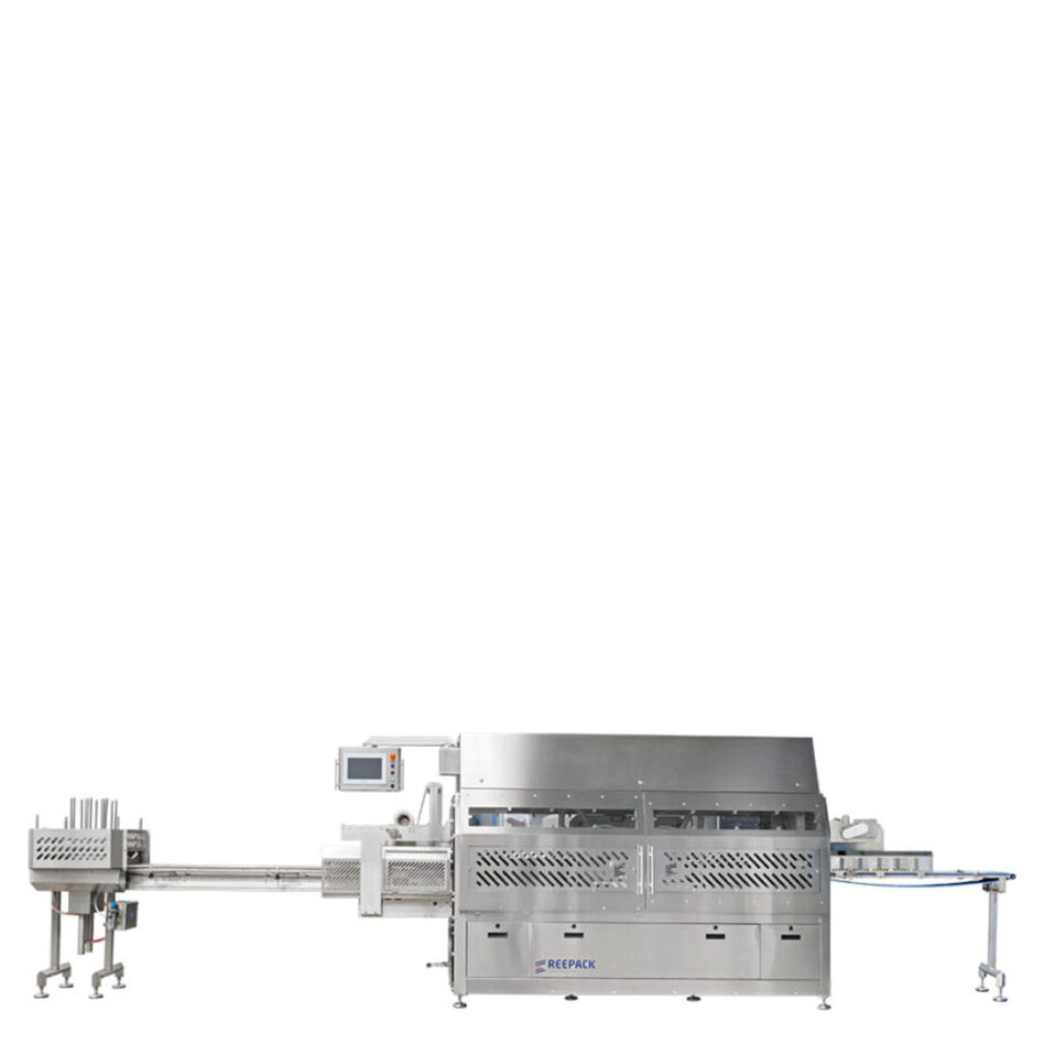 Ossid ReeMaster 400, 600, 800 & 1000 Automatic Tray Sealers