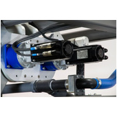 Pearson 2 Axis Delta Top Loader Carton & Case Packer highly-reliable dual servo motors provide simplified motion control