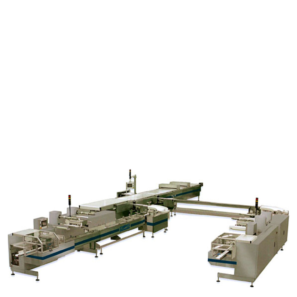 Modulo High Speed Fin Seal Packaging System