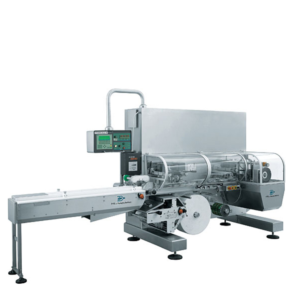 PFM Scirocco Flow Pack Fin Seal Packaging Equipment