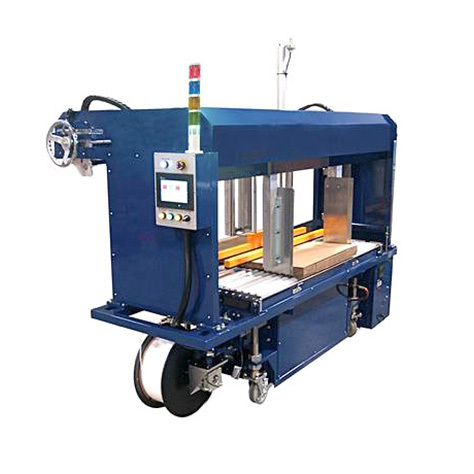 Polychem CB4000SQ Fully-Automatic Strapping Machine