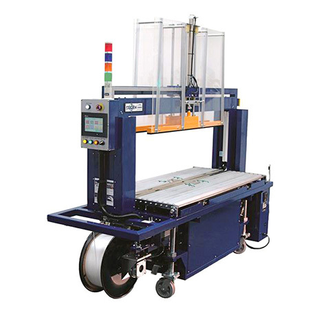 Polychem CB4000 Fully-Automatic Strapping Machine