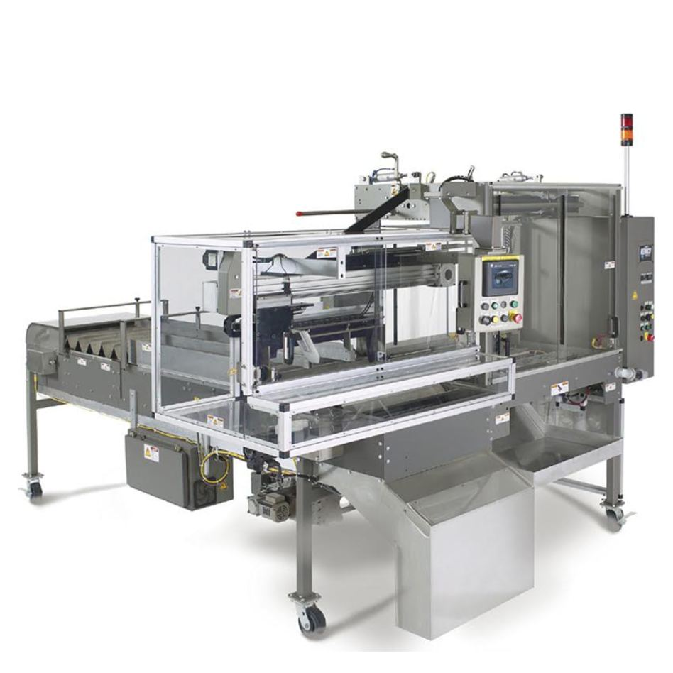 Rennco SPS Lid Packaging System