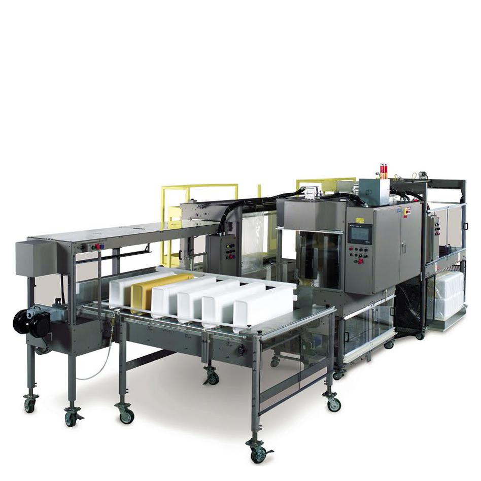 Rennco SPS Tray Packaging System