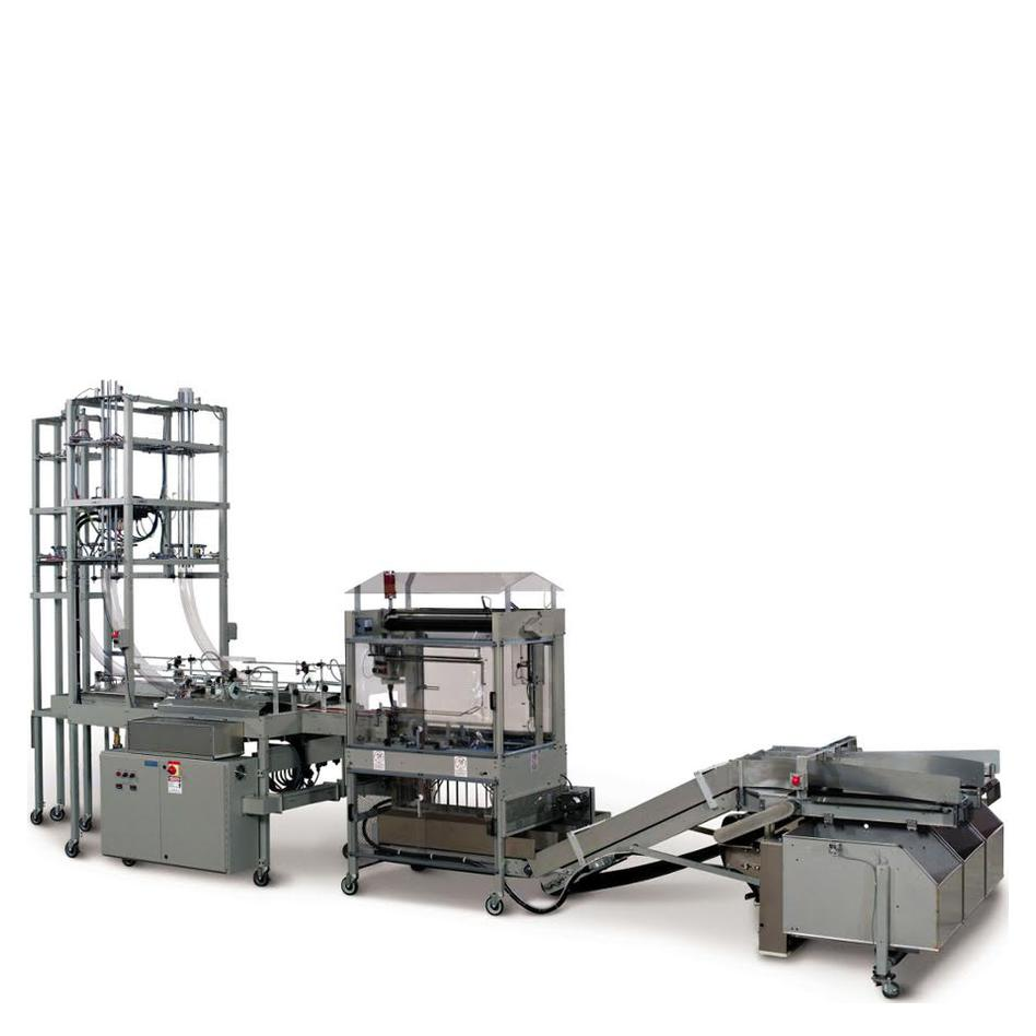 Rennco VCCL Vertical Cup Counter & Loader