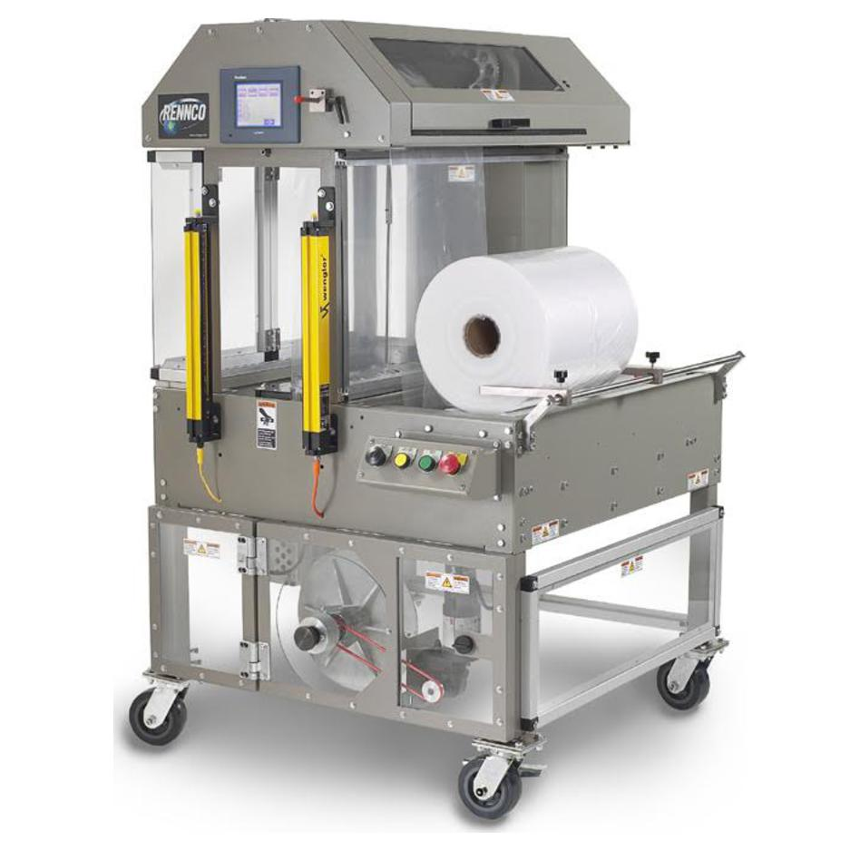 Rennco E-Pac Vertical L Bar Sealer