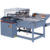 Shanklin A-26A Automatic L-Sealer Shrink Wrap Equipment