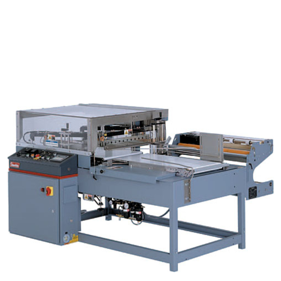 Shanklin A-27A Automatic L-Sealer Shrink Wrap Equipment