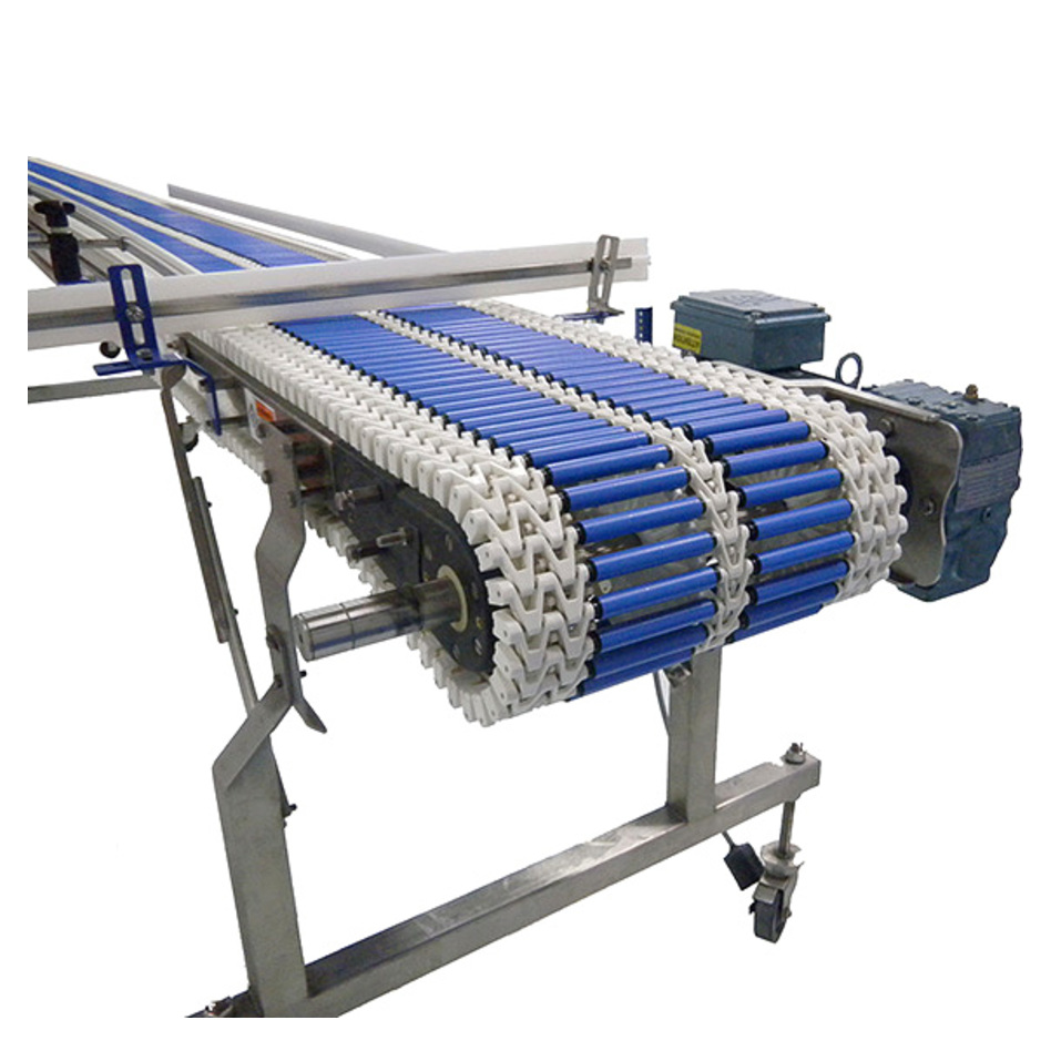 SpanTech Accumulating Conveyor Systems