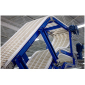 SpanTech Topper Lift Conveyor Systems Detail