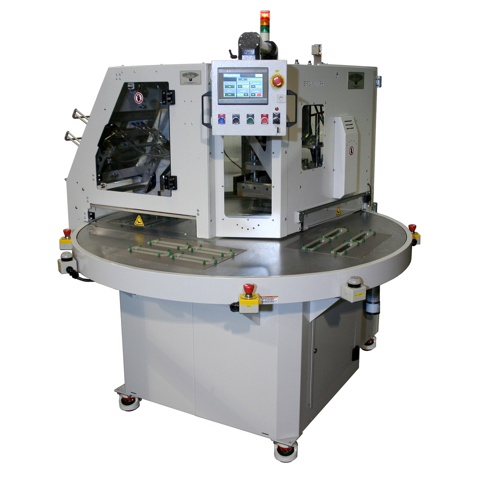 Starview ERB-PH4 Medical Blister Packaging Machine