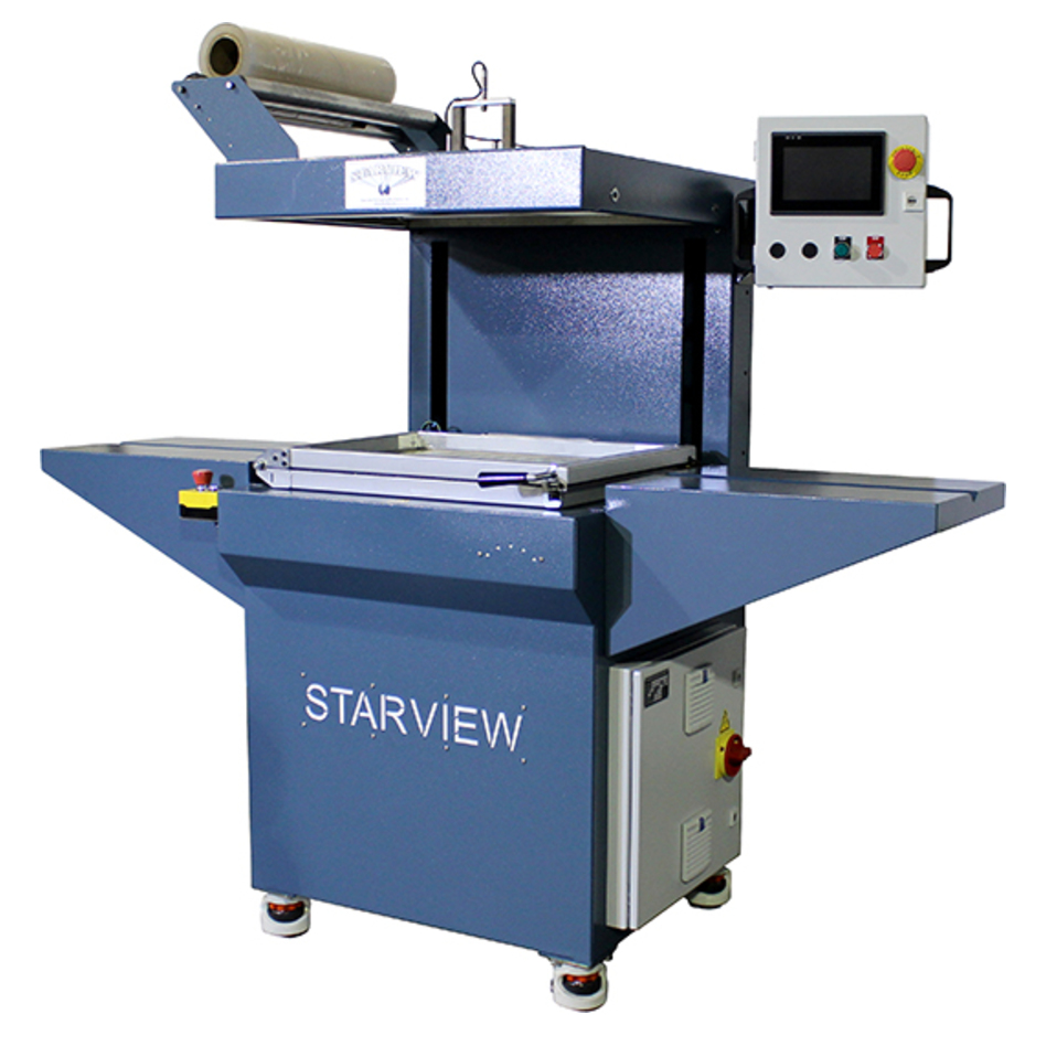 Starview SP Semi-Automatic Skin Packaging Machine