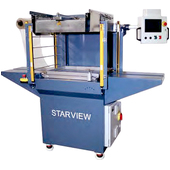 Starview SP-IR Semi-Automatic Skin Packaging Machine