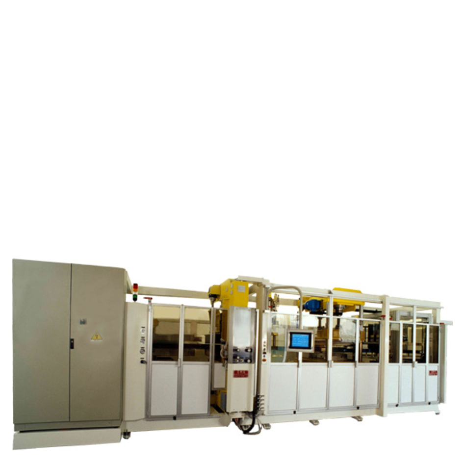 IPV Fully Automatic Inline Pressure Forming Machine