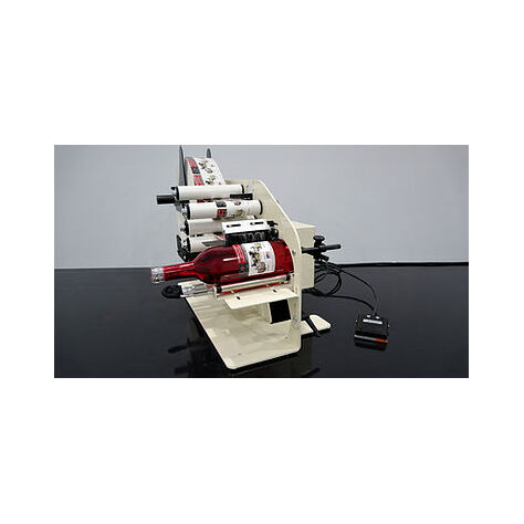 Take-A-Label TAL-2100ER Electric Round-Product Labeler