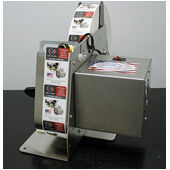 Take-A-Label TAL-250SS Stainless Steel Label Dispenser