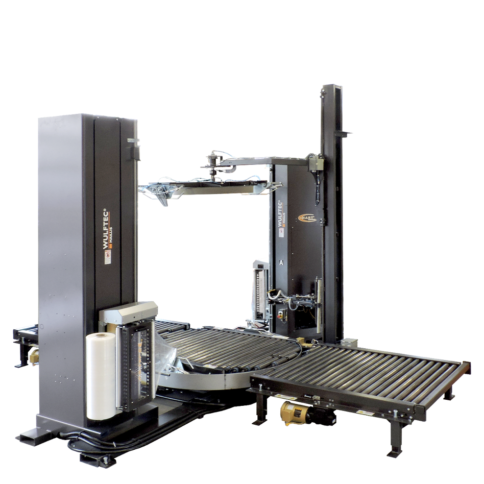 Wulftec WCA-TWIN Automatic Stretch Wrapper