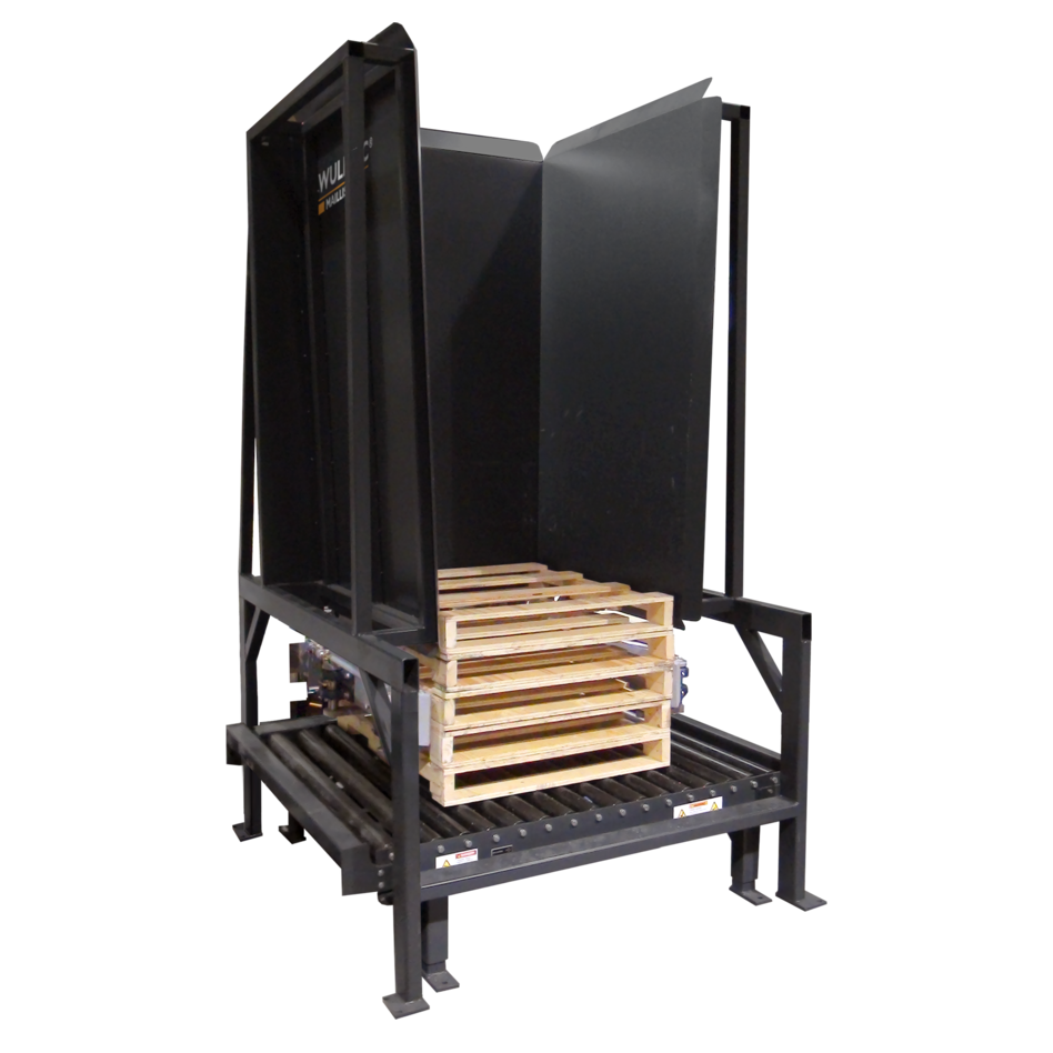 Wulftec Pallet Dispenser