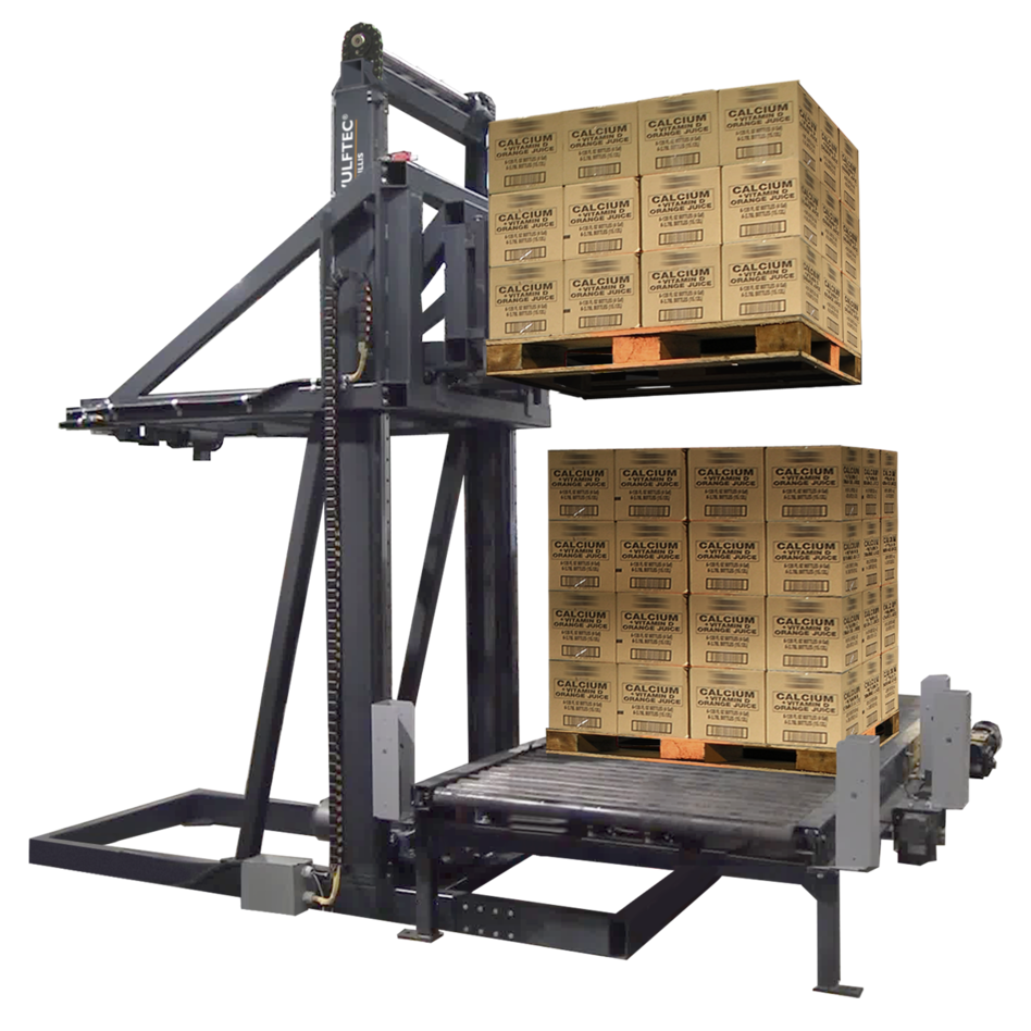 Wulftec Pallet Stacker