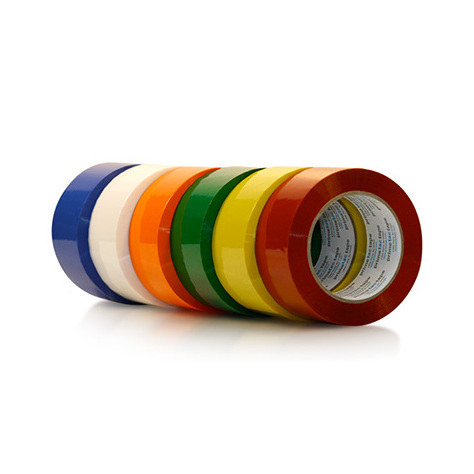 Primetac 419-C Industrial Grade Colored Acrylic Case Sealing Tape