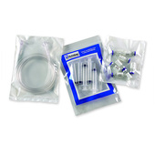 Roll Bags with Medical Supplies