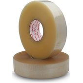 Vibac 2700 Clear Heavy Grade Natural Rubber Case Sealing Tape